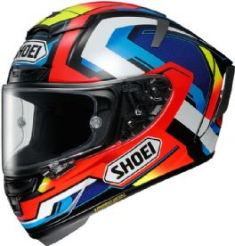 Shoei X-Spirit 3 Brink TC-1 Red